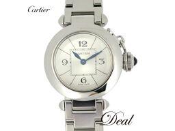 メーカーOH済 カルティエ ミスパシャ W3140007 レディース 腕時計