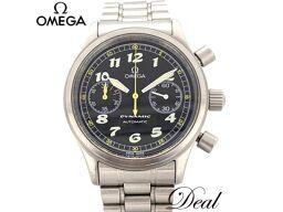 Omega Dynamic Chrono 5240.50 Men's Watch