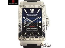 Roger Dubuis Seymour Small Second MS34 21 9 K9.53 RC Watch 888 Limited