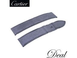 Cartier / Leather Belt / Gray