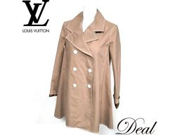 Beauty / Vuitton / Mackintosh / Trench Coat / Leopard / 36
