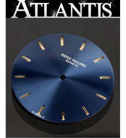 パテック・フィリップ 3588 カラトラバ 文字盤 YG ブルー 腕時計