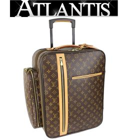 ルイヴィトン トロリー45 ボスフォール キャリーバッグ スーツケース モノグラム