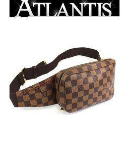 Louis Vuitton Jeronimos Body Bag Waist Bag Damier