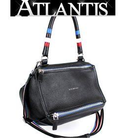 Extravagant Givenchy GIVENCHY Pandora Small 2WAY Diagonal Shoulder Handbag Black