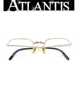 カルティエ Cartier トリニティ メガネ 眼鏡 度入り