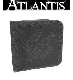 ルイヴィトン ポルトフォイユ マルコ 二つ折り 財布 ダミエ ジェアン  N63087