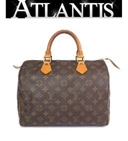 Louis Vuitton LOUIS VUITTON Speedy 30 Boston Bag Monogram M41526
