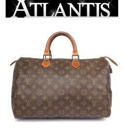 Louis Vuitton LOUIS VUITTON Speedy 35 Boston bag Monogram M41524