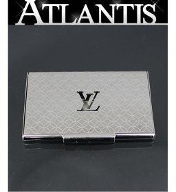 Louis Vuitton LOUIS VUITTON Porto Cult Champs Elysees Card Case Business Card Holder M65227
