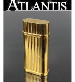 カルティエ Cartier ガスライター ライター ゴドロン ゴールド