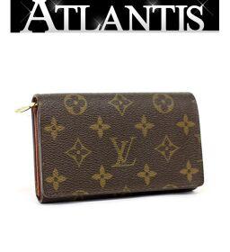 Louis Vuitton LOUIS VUITTON Portemone Vie Tresol Folded Wallet Monogram M61730