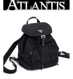 Prada PRADA rucksack backpack nylon black B4650