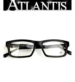 "Ginza Chrome Hearts Date glasses frame eyeglasses ""BEEF TOMATO"""