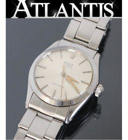 銀座店 ロレックス オイスター スピードキング 6430 腕時計