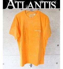 銀座店 新品 入手困難 激レア!2019SS クロムハーツ マイアミ限定 Tシャツ Lサイズ 半袖 オレンジ