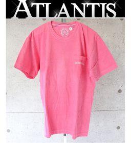 銀座店 新品 入手困難 激レア!2019SS クロムハーツ マイアミ限定 Tシャツ Lサイズ 半袖 ロゴ ピンク