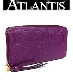 Ginza Louis Vuitton LOUIS VUITTON Zippy Wallet Unplanted Lezan Long Wallet