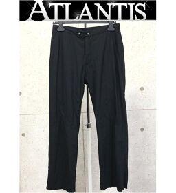銀座店 クロムハーツ フレアニー スラックス メンズ ブラック/黒 size32インチ