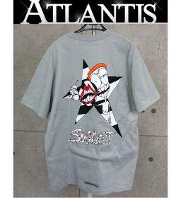 Ginza store Chrome Hearts PPO MATTY BOY SUGGEST T-shirt size: L Gray