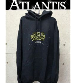 Ginza Store New 20SS Vetements Star Wars Edition Black Episode Black size: S