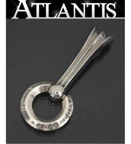 Ginza Store Chrome Hearts Crosstail Bottle Opener with Invoice Silver SV925