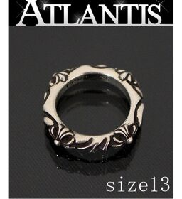 Ginza Store Chrome Hearts SBT Band Ring Ring Silver SV925 Approx. 13