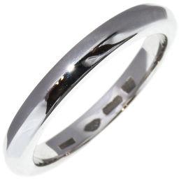 ブルガリ Pt950 ウェディングリング グリフリング 指輪(リング) 8号