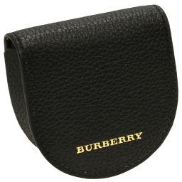バーバリー コインケース 型押しカーフ(黒)