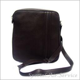 GUCCI Gucci Men's Shoulder Bag Dark Brown 246381 A7M0N 2140