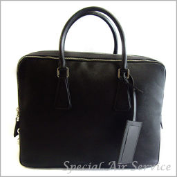 PRADA Prada Travel Bag SAFFIANO TRAVEL NERO VS 0645
