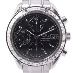 OMEGA オメガ スピードマスター 3513.50 ステンレススチール 自動巻き メンズ 黒文字盤 腕時計【中古】Aランク