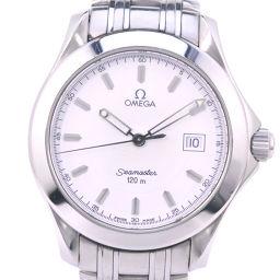 OMEGA オメガ シーマスター120M 2511.30 ステンレススチール シルバー クオーツ メンズ シルバー文字盤 腕時計【中古】A-ランク