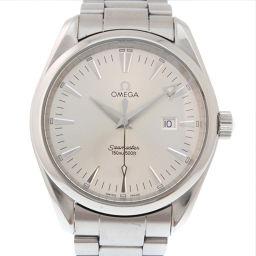 OMEGA オメガ シーマスター150M アクアテラ 2517.30 ステンレススチール シルバー クオーツ メンズ シルバー文字盤 腕時計【中古】Aランク