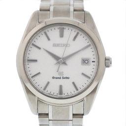SEIKO セイコー グランドセイコー 9F62-0AE0 SBGX067 チタン シルバー クオーツ メンズ シルバー文字盤 腕時計【中古】Aランク