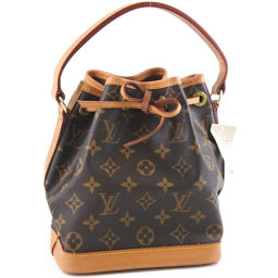LOUIS VUITTON Louis Vuitton Puchinoe M42226 Monogram Canvas Tea Ladies Handbag [Used] A + Rank