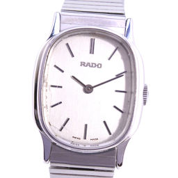 RADO Rado 332.7880.2 Stainless Steel Silver Manual winding Ladies Silver Dial Watch [Used]