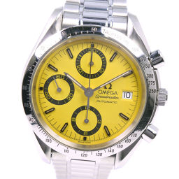 OMEGA Omega Speedmaster 3511.12 Stainless Steel Yellow Automatic Men's Yellow Dial Watch [Pre]