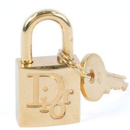 <html>    <body>   Dior クリスチャンディオール パドロック&amp;キー GP ユニセックス カデナ【中古】A-ランク        </body> </html>