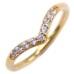 AGATHA Agata Silver 925 9 Gold Women's Rings and Rings [Pre] A rank
