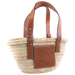 LOEWE Loewe Lafia Cago Leather Beige Ladies Handbag [pre] SA rank