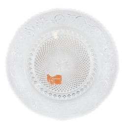Baccarat Baccarat Arabesque Dessert Plate Unisex Other Goods [Used]