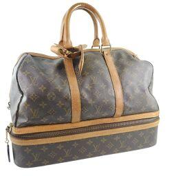 LOUIS VUITTON Louis Vuitton Sack Sport Vintage M41444 Monogram Canvas VI862 Engraved Unisex Boston Bag [Used]