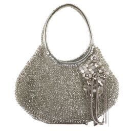 ANTEPRIMA Wire x Rhinestone Ladies Handbag [Used] A-Rank