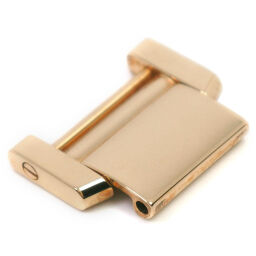 CARTIER Cartier Tank Francaise SM Top / Bracelet Link K18 Gold Ladies Watch [Used] A-Rank