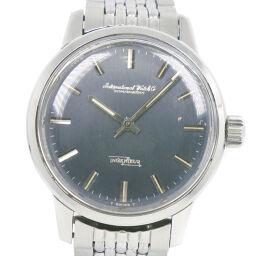 IWC International Watch Company Ingenieur / INGENIEUR Antique 866A Self-winding Men's Gray Dial Watch [Used]