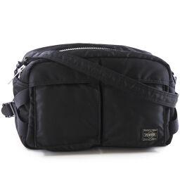 PORTER 2WAY Shoulder Bag Nylon Men's Body Bag [Used] A Rank