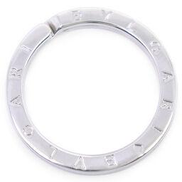 BVLGARI Bvlgari Key Ring Silver 925 Unisex Key Chain [Used] A-Rank