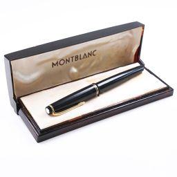 MONTBLANC Montblanc Hooded Wing Nib Nib 14K NO.22 Unisex Fountain Pen [Used]