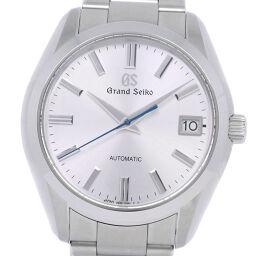 SEIKO セイコー グランドセイコー 9S68-00B0 SBGR307 ステンレススチール 自動巻き メンズ シルバー文字盤 腕時計【中古】SAランク